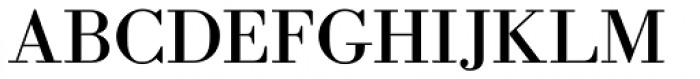Frank Ruhl MF Italic Font UPPERCASE