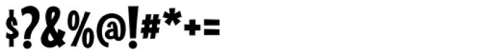 Franken Jr AOE Pro Font OTHER CHARS