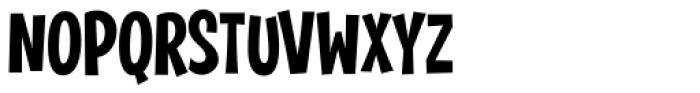 Franken Jr AOE Pro Font UPPERCASE