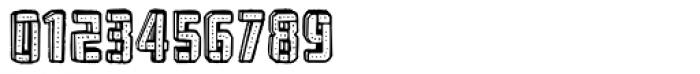 Frankenstein Regular Font OTHER CHARS