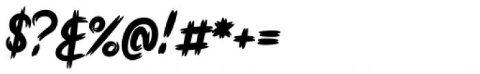 Frankentype Font OTHER CHARS
