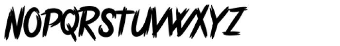 Frankentype Font UPPERCASE