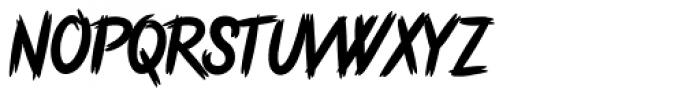 Frankentype Font LOWERCASE