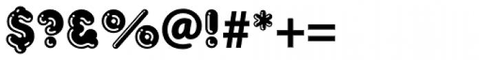 Frankfurter Highlight Font OTHER CHARS