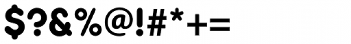 Frankfurter Medium Font OTHER CHARS