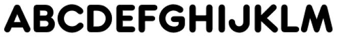 Frankfurter Medium Font UPPERCASE