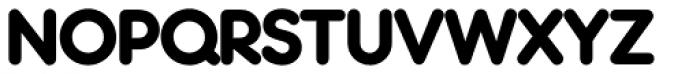 Frankfurter SH Medium Font UPPERCASE