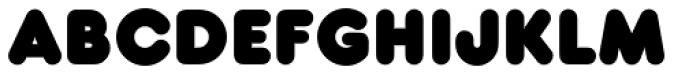 Frankfurter Std Normal Font UPPERCASE