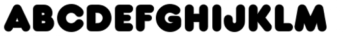 Frankfurter Std Normal Font LOWERCASE