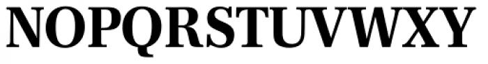 Franklin-Antiqua BQ Medium Font UPPERCASE