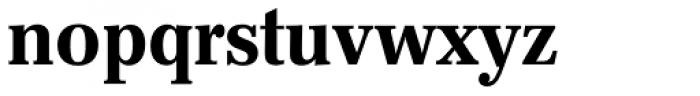 Franklin-Antiqua BQ Medium Font LOWERCASE