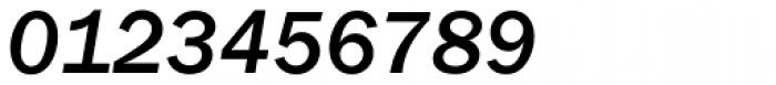 Franklin Gothic Medium Italic Font OTHER CHARS