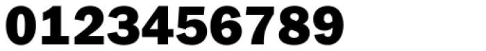 Franklin Pro Black Font OTHER CHARS