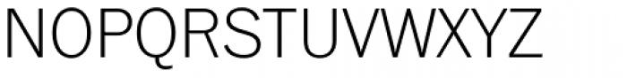 Franklin Std Thin Font UPPERCASE