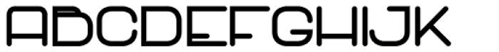 Franz Heavy Font UPPERCASE