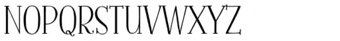 Fratello Nick Monogram Font UPPERCASE