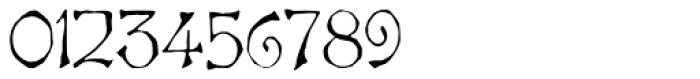 Freak Font OTHER CHARS