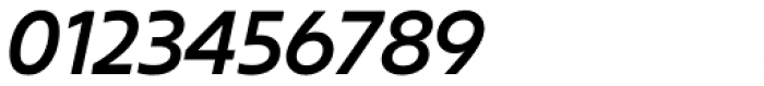 Frederik DemiBold Italic Font OTHER CHARS
