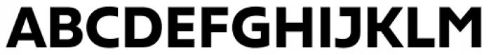 Frederik ExtraBold Font UPPERCASE