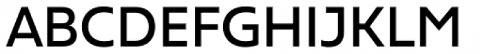 Frederik Medium Font UPPERCASE