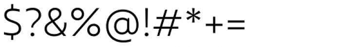 Frederik Ultra Light Font OTHER CHARS