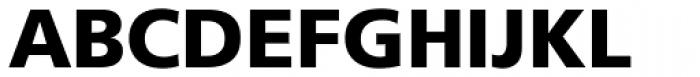FreeSet Bold Font UPPERCASE