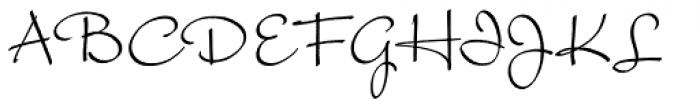 Freedom Writer BF Font UPPERCASE