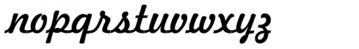 Freehand 521 Font LOWERCASE