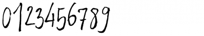 Freehand Blockletter Regular Font OTHER CHARS