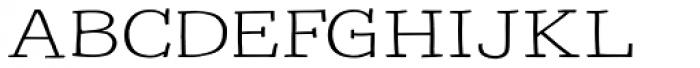Freekenfont Exanded Font UPPERCASE