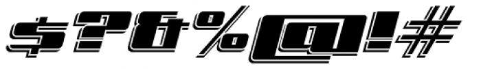 Freeline Express Font OTHER CHARS