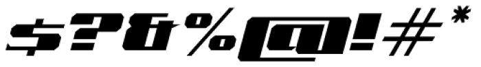 Freeline Serif Cruiser Font OTHER CHARS