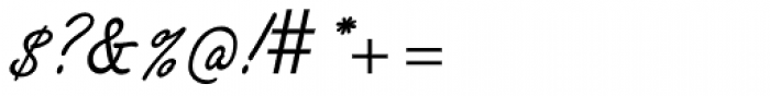 Freestyle Script Com Regular Font OTHER CHARS
