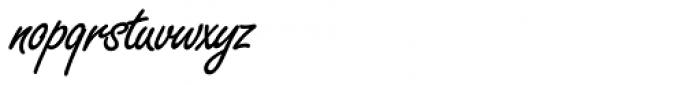 Freestyle Script SH Alt Font LOWERCASE