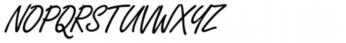 Freestyle Script SH Reg Font UPPERCASE
