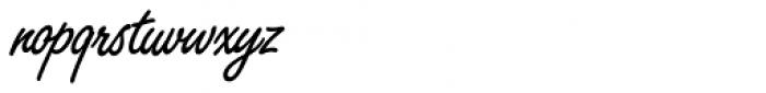Freestyle Script SH Reg Font LOWERCASE