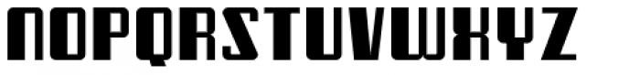 Freezer BTN Font UPPERCASE