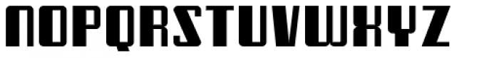 Freezer BTN Font LOWERCASE