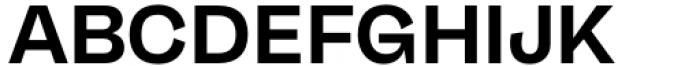 Freigeist Bold Font UPPERCASE