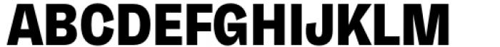 Freigeist Con Black Font UPPERCASE
