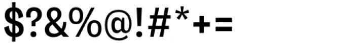 Freigeist Con Medium Font OTHER CHARS