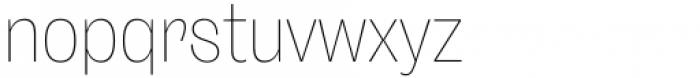 Freigeist Con Thin Font LOWERCASE