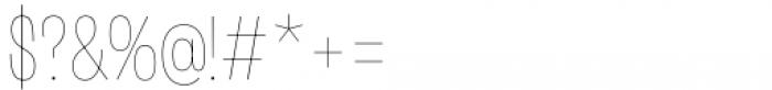 Freigeist Freigeist Variable Font OTHER CHARS