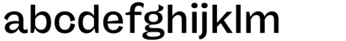 Freigeist Medium Font LOWERCASE