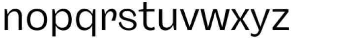 Freigeist Regular Font LOWERCASE