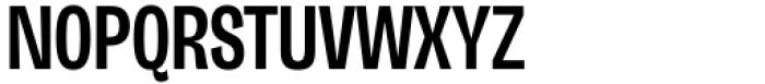 Freigeist XCon Medium Font UPPERCASE