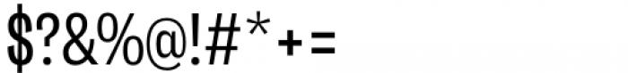 Freigeist XCon Regular Font OTHER CHARS