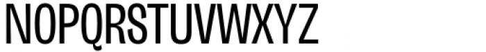 Freigeist XCon Regular Font UPPERCASE