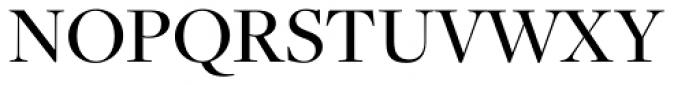 Freight Disp Pro Medium Font UPPERCASE