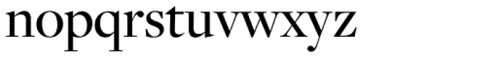 Freight Disp Pro Medium Font LOWERCASE